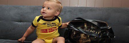 Rock Baby strampler