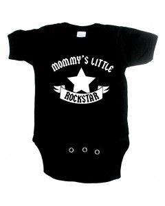 Rock babygrow mommy's little rockstar