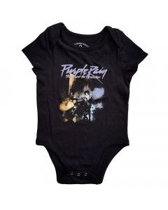 Prince Purple Rain baby romper
