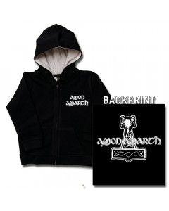 Amon Amarth Thor's Hammer baby sweater (Print On Demand)