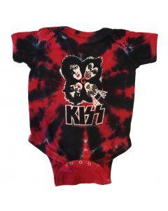 Body bebè Kiss Red