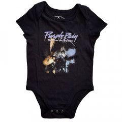 prince purple rain black baby onesie revolution