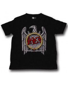 Slayer Kids T-shirt Silver Eagle