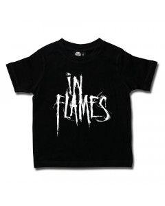 In Flames kinder T-shirt Logo