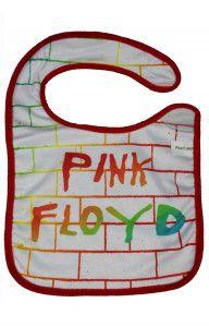 Rock baby bib Pink Floyd The Wall