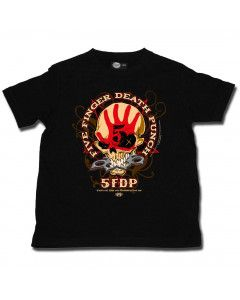 Five Finger Death Punch kinder T-shirt