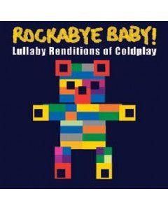 Rockabye Baby Coldplay CD Lullaby