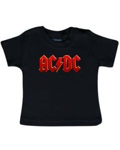 Baby T-shirt AC/DC Logo Colour