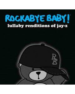 Rockabye Baby Jay-Z CD Lullaby