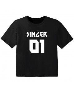 T-shirt Bambino Cool singer 01