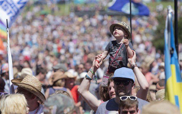 3 fun festivals for both you and your children - 2016