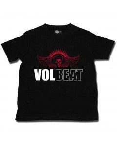 Volbeat t-shirt Enfant Skullwing Metal-Kids