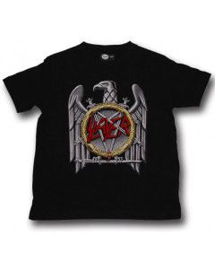 T-shirt bambini Slayer Silver Eagle Slayer