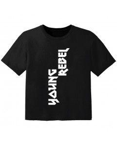 stoer baby t-shirt young rebel