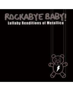 Rockabye Baby Metallica CD Lullaby