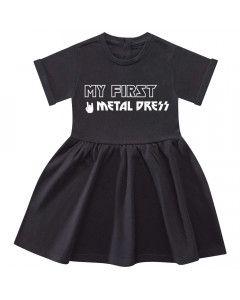My First Metal Dress Robe Bébé