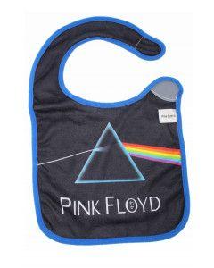Bavoir Rock Bébé Pink Floyd Dark Side of the Moon