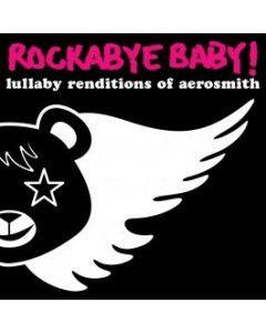Rockabye Baby Aerosmith CD Lullaby
