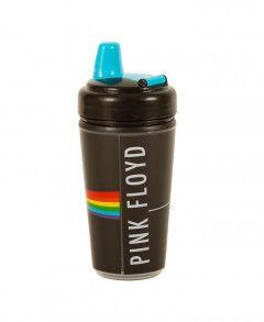 Bicchiere con beccuccio anti-goccia Dark Side Of The Moon dei Pink Floyd