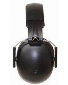 Protezione acustica per bambini BabyBanz Black