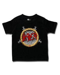 Slayer kinder T-shirt Pentagram