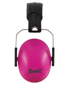 Protezione acustica per bambini BabyBanz Pink