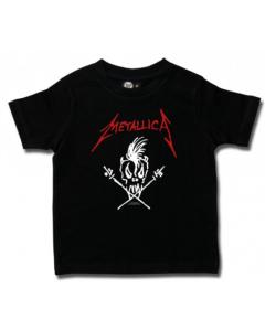 T-shirt Enfant Metallica Scary Guy