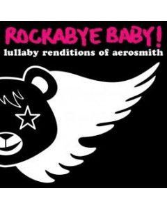 Rockabyebaby Aerosmith CD