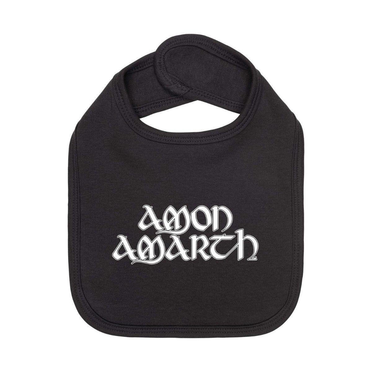 Amon Amarth Bavoir Rock Bébé