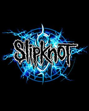Slipknot romper baby Electric Blue Slipknot