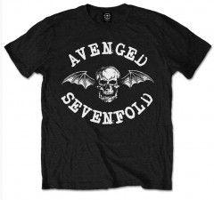 Avenged Sevenfold t-shirt Enfant Logo