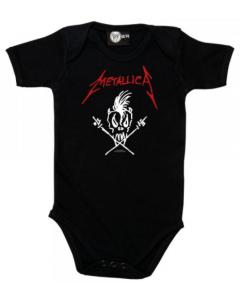 Body Bebè Metallica Scary Guy