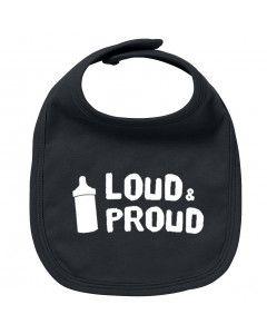 Rock Baby Slabbetje loud & proud