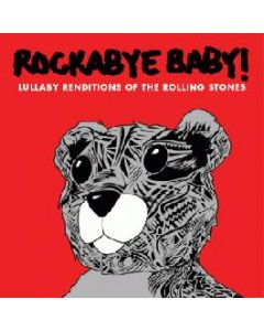 Rockabyebaby the Rolling Stones CD
