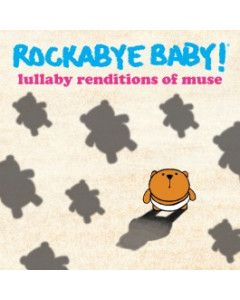 Rockabye Baby Muse CD Lullaby
