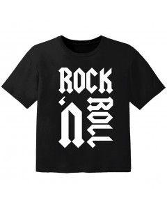 rock baby t-shirt rock 'n' roll