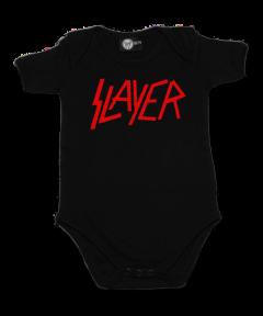 Slayer Onesie Baby Logo – metal onesies