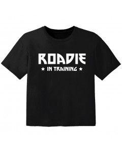 stoer baby t-shirt roadie in training