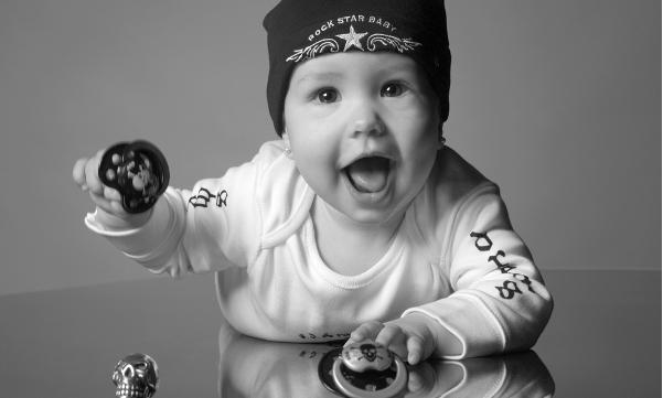 Die 10 außergewöhnlichsten Babynamen unserer Musikidole