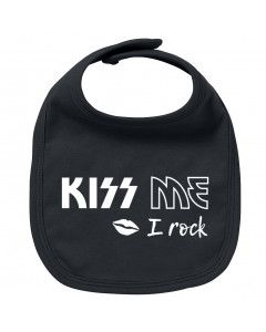 Bavaglino Kiss me I rock