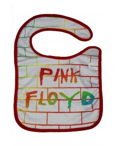 Bavaglino Pink Floyd The Wall