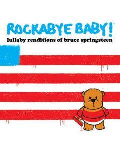 Rockabyebaby Bruce Springsteen CD