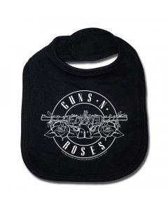 Guns n' Roses Bavoir Rock Bébé Logo