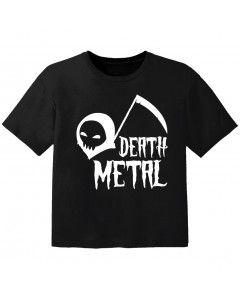 T-shirt Bambini death metal