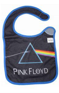 Babero bebe Rock Pink Floyd Dark Side of the Moon