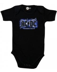 Body Bebè AC/DC Thunderstruck
