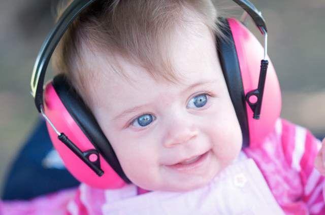 Gehoorbescherming voor kinderen tijdens concerten
