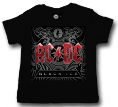 ACDC Baby T-shirt Black Ice (Clothing)