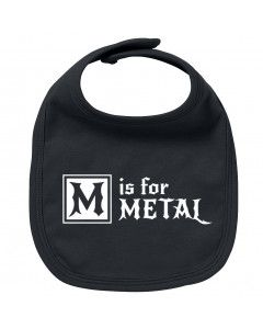Bavaglino M is for Metal