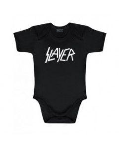 Body Slayer Logo Slayer White